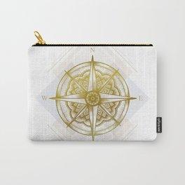 Golden Compass Carry-All Pouch