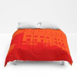 Venezia Red by FRANKENBERG Comforters