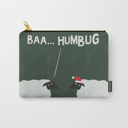 BAA... Humbug Carry-All Pouch