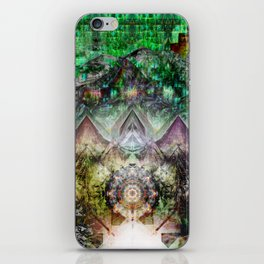 Lands iPhone Skin