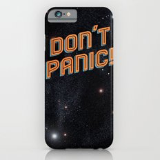 Don't Panic Slim Case iPhone 6s