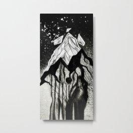 Wolves Metal Print