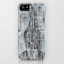 Ciudad interior (Inner city) iPhone Case