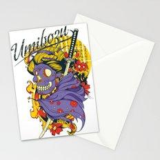Umibozu Stationery Cards