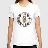 fili T-shirts featuring Dwarpacas(Fili) by Lady Cibia