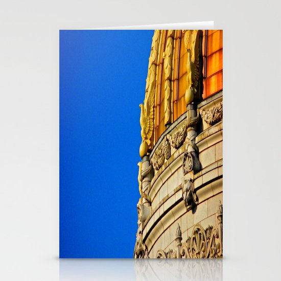 Westmoreland County Courthouse Dome Stationery Cards