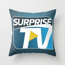 Surprise, AZ TV Throw Pillow