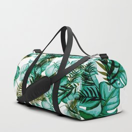 Palms and Leaves Duffle Bag