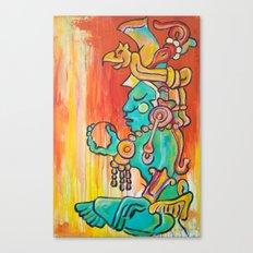 Xamen Ek Canvas Print