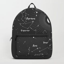 Constellations Map Backpack