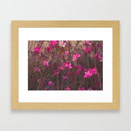 A Fairy Song - Botanical Photography #Society6 Framed Art Print