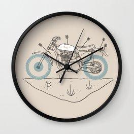 hunt Wall Clock