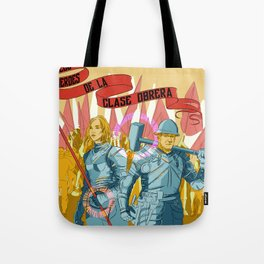 WORK CLASS Tote Bag