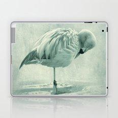 Flamingo Blues Laptop & iPad Skin