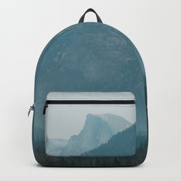 Yosemite Valley Tunnel View Backpack