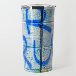 ART BRUT Travel Mug