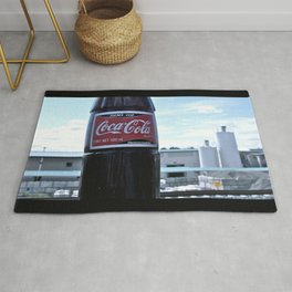 Industrial Coke Rug