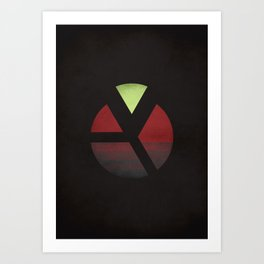 The Giver - NO TEXT Art Print