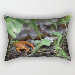 Bright Newt Rectangular Pillow