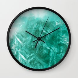 disappear Wall Clock