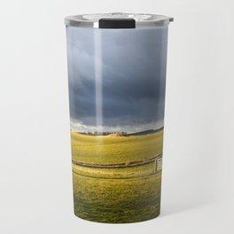 Stonehenge nature Travel Mug