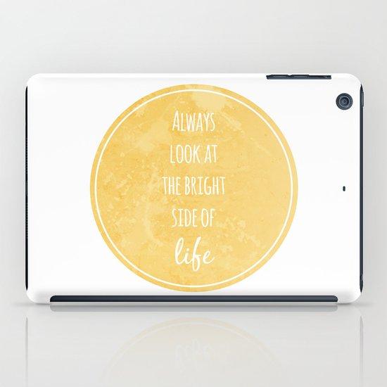 Bright Side iPad Case