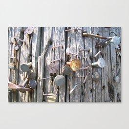 """Thorns"" - Minneapolis, Minnesota  Canvas Print"