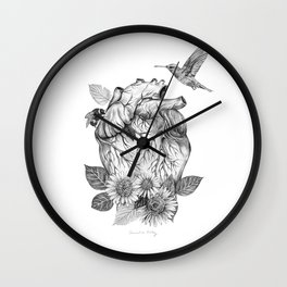 Pulsate Wall Clock