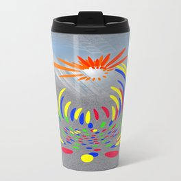 Power of colours Travel Mug