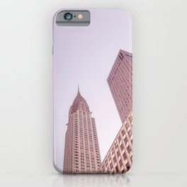 NYC High Rises iPhone Case
