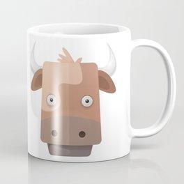 The Cow of Videos Manguis Coffee Mug