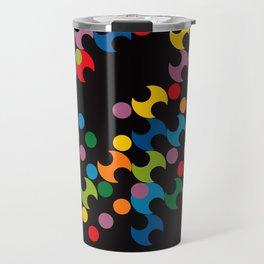 DOTS - polka 2 Travel Mug
