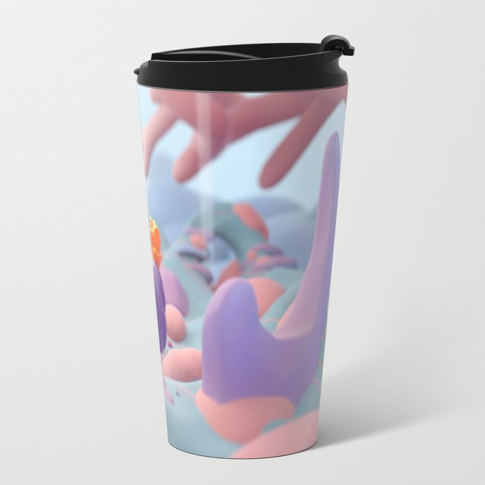 Morning Stroll Travel Mug