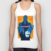 inside gaming Tank Tops featuring Inside Gaming: When Ebola Strikes by Haizeel Hashnan
