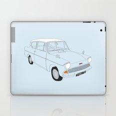 Weasley's Flying Ford Anglia Laptop & iPad Skin
