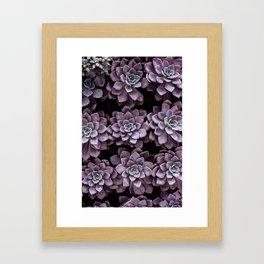 Soco garden Framed Art Print