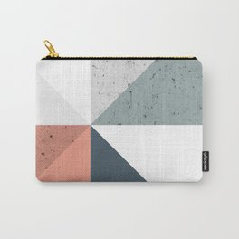 Modern Geometric 11 Carry-All Pouch