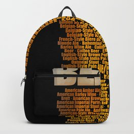 Beers types Backpack