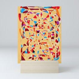 Shredded Mini Art Print