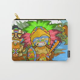 Tenochtitlan - Azteca Moderno  Carry-All Pouch