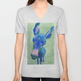 Wonkey Donkey Unisex V-Neck