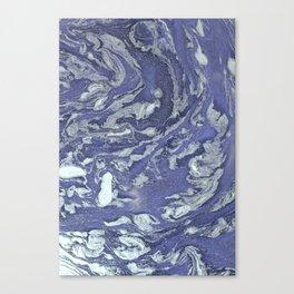 Mercury pollution Canvas Print