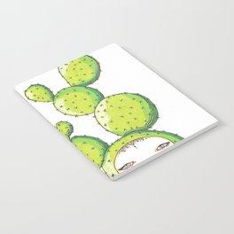 Succulent Ladies Notebook