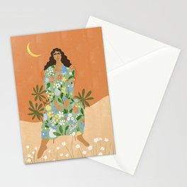 Life With Flowers Stationery Cards