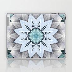 Turquoise Layers Mandala Laptop & iPad Skin