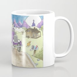 Monster Ride Coffee Mug