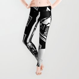 Gansta' Leggings