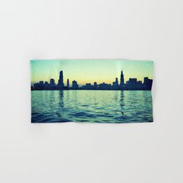 Chicago III Hand & Bath Towel