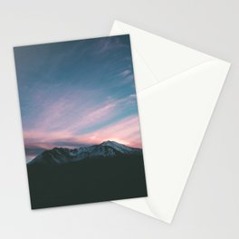 Mount Saint Helens III Stationery Cards
