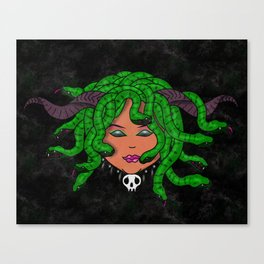 Entropia Canvas Print